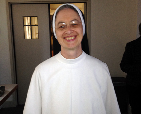 Sr. Mary E. Bendyna, RSM, O.P., Ph.D.